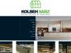 طراحی سایت کلبه سبز