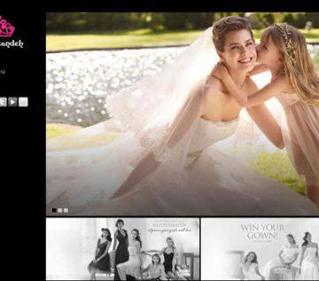 گالری لباس عروس فروزنده