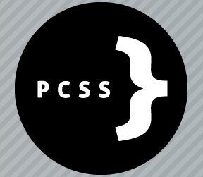 پردازش CSS تحت سرور با Pcss