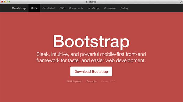 معرفی نسخه جدید bootstrap – bootstrap 3