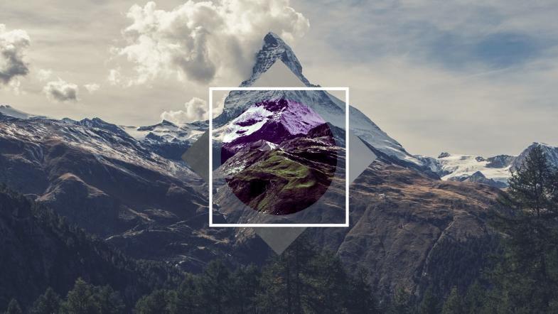 5 افکت زیبای تصویر با css Shape و  filter